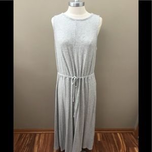 The Limited Gray Maxi Dress